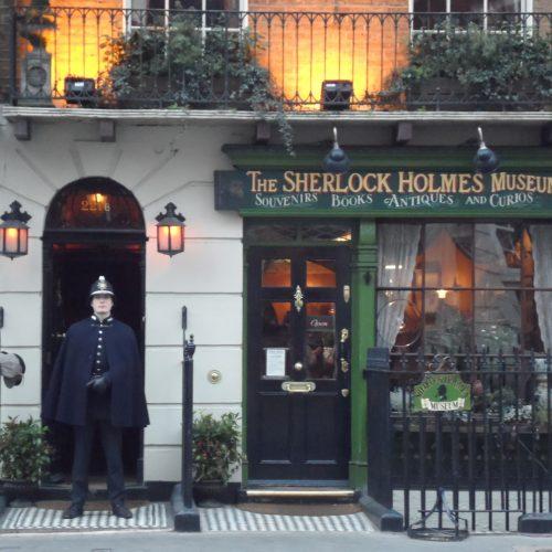 Sherlock Holmes'ün Evinin Planları