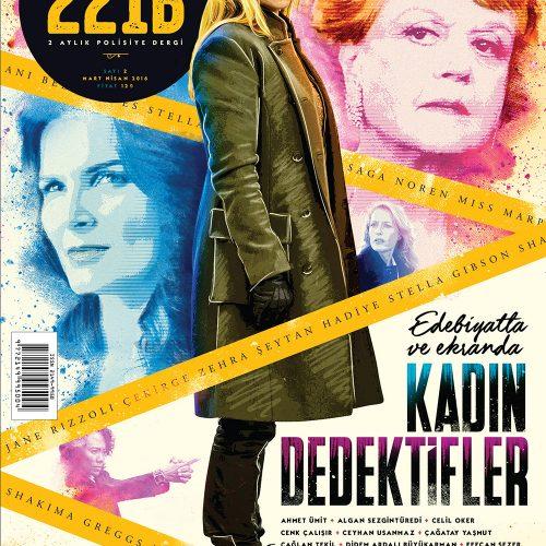 Polisiye Dergi 221B'nin 2.Sayısı Çıktı