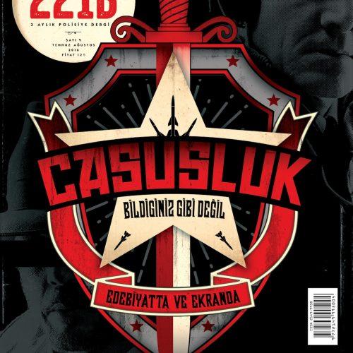 Polisiye Dergi 221B'nin 4.Sayısı Çıktı