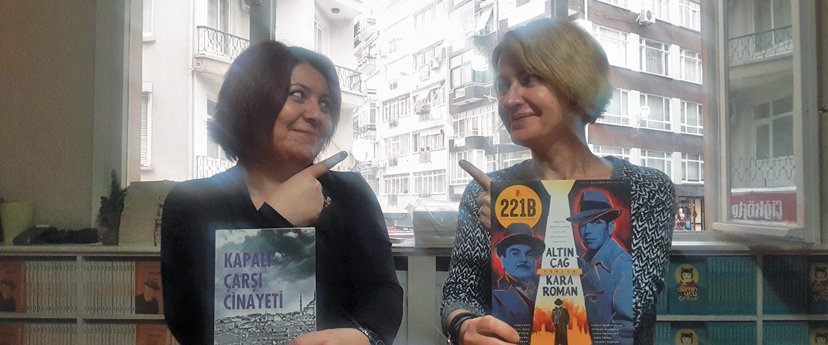 Yazar vs Editör: Esra Türkekul vs Özlem Özdemir