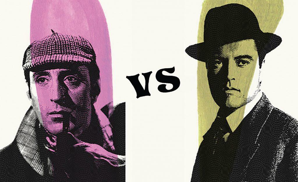 sherlock holmes vs philip marlowe
