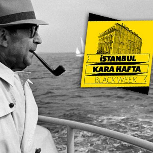 İstanbul Kara Hafta Festival Programı Açıklandı