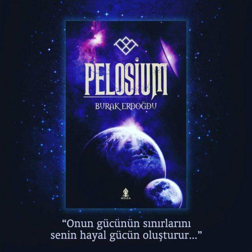 """Burak Erdoğdu'dan """"Pelosium"""""""