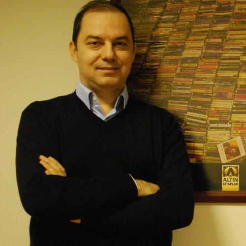 Altın Kitaplar'dan Batu Bozkurt ile Röportaj