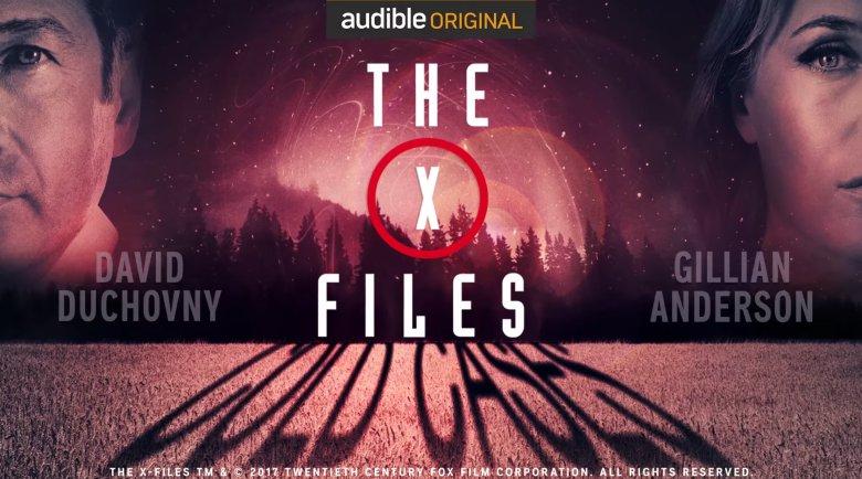 The XFiles SEsli Kitap