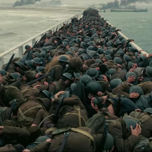 Christopher Nolan'ın Beklenen Filmi Dunkirk'ten Yeni Fragman Geldi