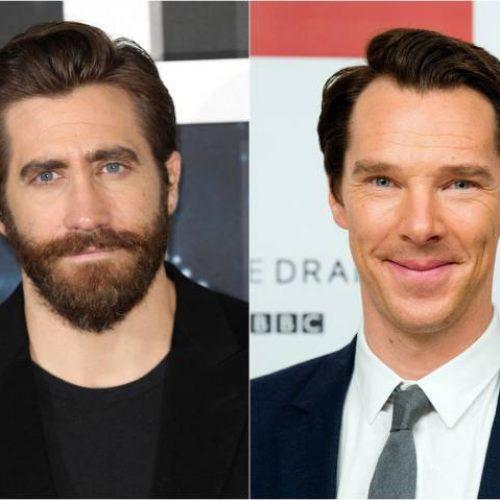 Benedict Cumberbatch ve Jake Gyllenhaal Aynı Filmde