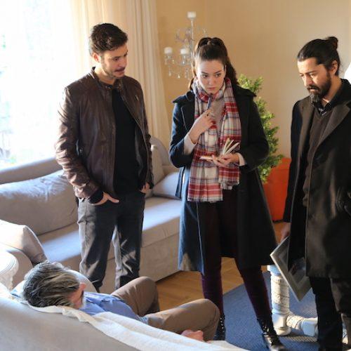 """Polisiye Seri Çember'in Yeni Bölümü """"Evimdeki Yabancılar"""" Geliyor"""