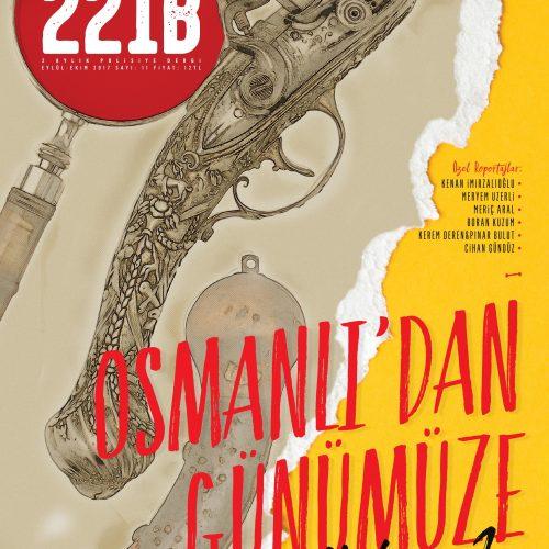 """Polisiye Dergi 221B'nin Yeni Sayısında Cingöz Recai ve """"Osmanlı'dan Günümüze: Bizim Polisiye"""" Sürprizi"""