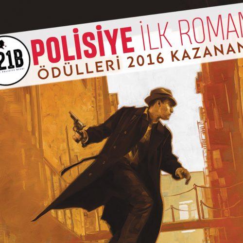 221B Polisiye İlk Roman Ödülü'nün Kazananı Açıklandı