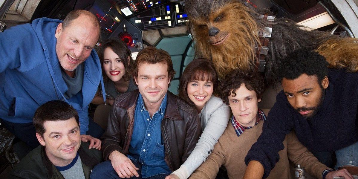 Solo: A Star Wars Storyde, Han Solonun akıl hocası rolünde...