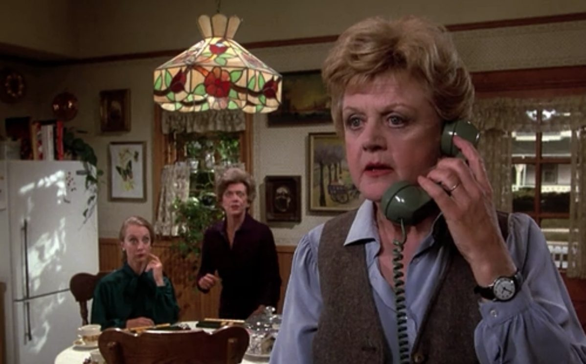 Angela Lansbury, yıllarca Bayan Marpleı canlandırdı...