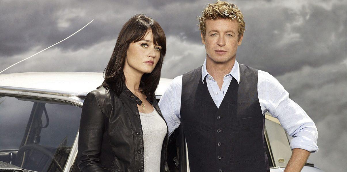 The Mentalist dizisinin yıldız karakteri Teresa Lisbon, Patrick Jane ile...