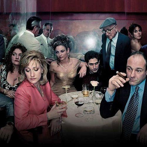 """""""The Sopranos"""", Beyazperdeye Uyarlanıyor"""