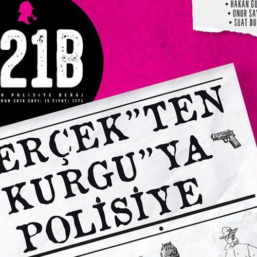 221B, 15. Sayısını Gururla Sunar