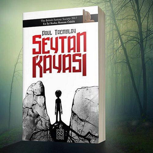 Stephen King'i Korkutan Yazardan Yeni Kitap: Şeytan Kayası