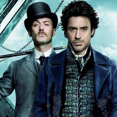 Robert Downey Jr. ve Jude Law'lu 3. Sherlock Filmi, 25 Aralık 2020'de Gösterimde