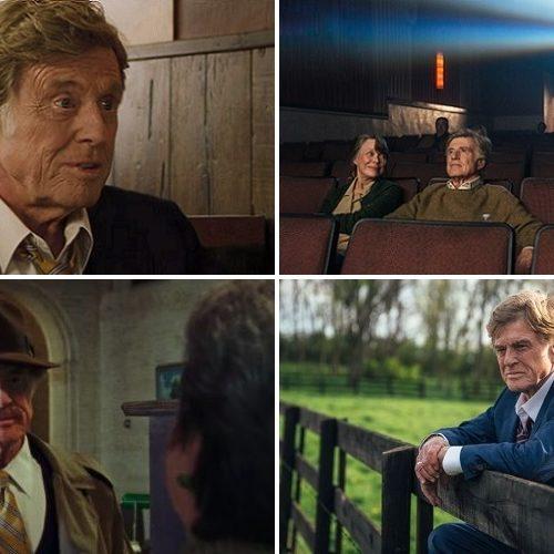 "Robert Redford'un Oyunculuğa Veda Filmi: ""The Old Man and the Gun"""