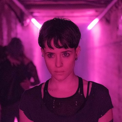 """The Girl In The Spider's Web""den Fragman Var"