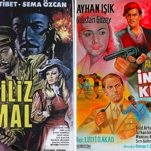 Edebiyatta ve Sinemada İngiliz Kemal I Doruk Tatar