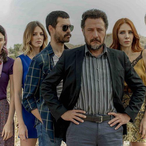 """Levent Cantek imzalı """"Bozkır"""", Yakında BluTV'de"""