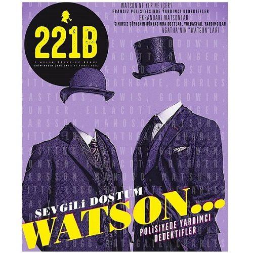 221B Dergi'nin 17. sayısı, Piyasaya Çıktı