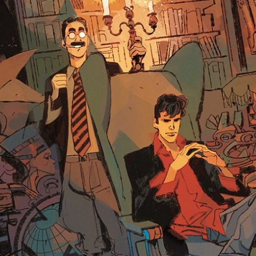 Dylan Dog: Kâbuslar Dedektifinin Olağanüstü Maceraları I Batuhan Cantürk