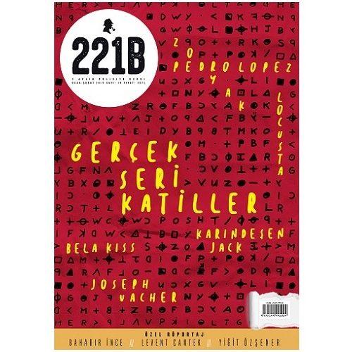 221B Dergi'nin 18. Sayısı Çıktı
