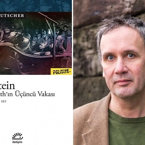 """Volker Kutscher'den Komiser Rath Serisinin Üçüncü Romanı: """"Goldstein"""""""