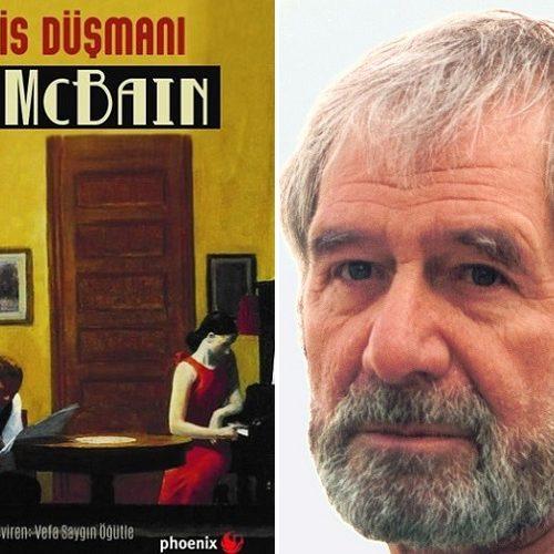 """Ed McBain İmzalı """"Polis Düşmanı"""" Raflarda"""