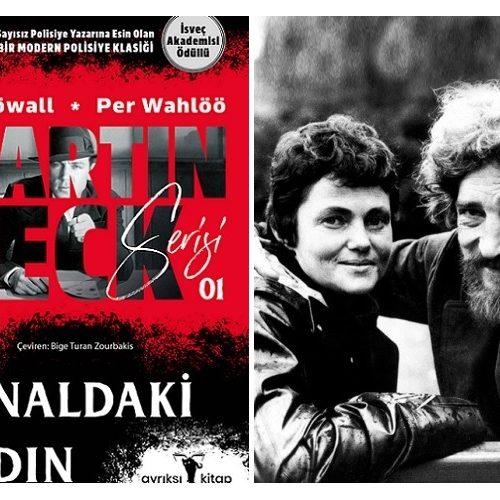 """Martin Beck Geri Döndü: Serinin İlk Kitabı """"Kanaldaki Kadın"""" Raflarda"""