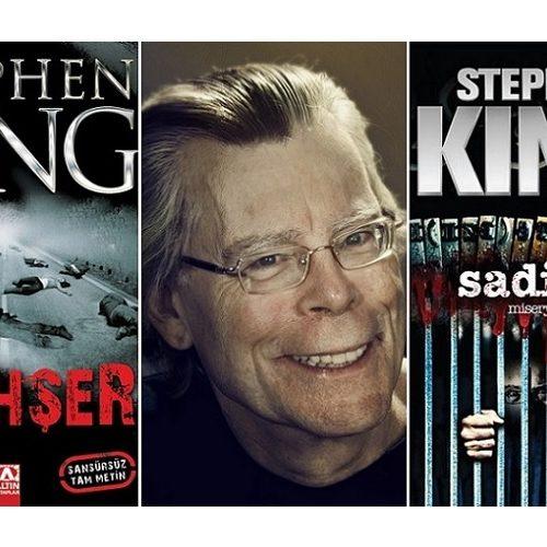 """""""O: Bölüm 2″nin Oyuncuları Favori Stephen King Kitaplarını Seçti"""