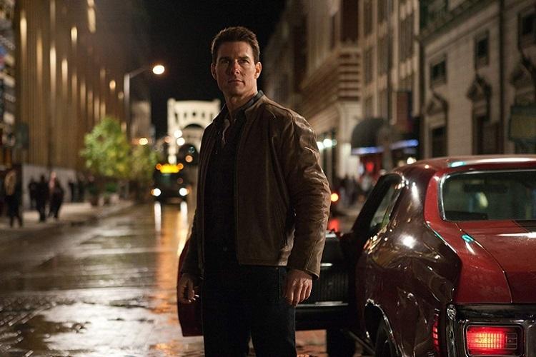 Jack Reacher'ın sinema uyarlamalarında Tom Cruise başroldeydi...