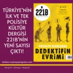 221b 25. sayı