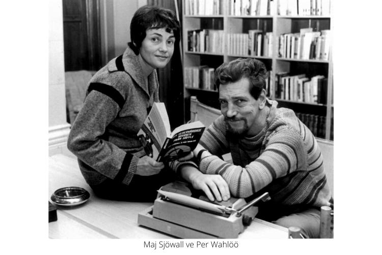 Maj Sjöwall ve Per Wahlöö