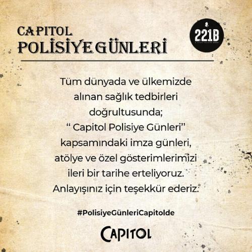 """ERTELENDİ: TÜRKİYE' NİN İLK """"POLİSİYE GÜNLERİ"""""""