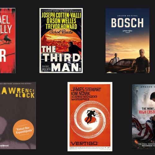 Batuhan Cantürk Öneriyor: 5 Kitap, 5 Film, 5 Dizi