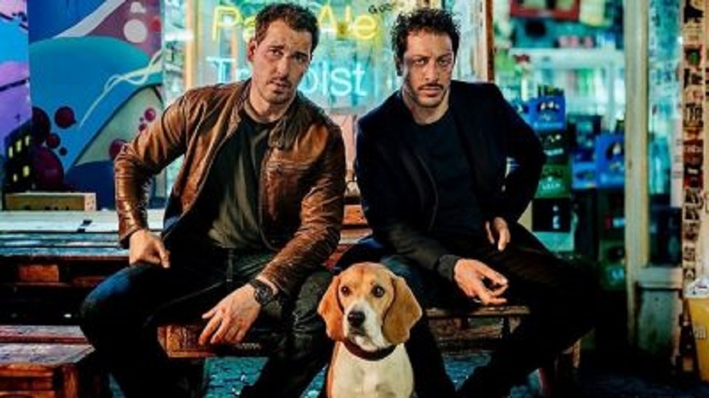dogs of berlin dizi