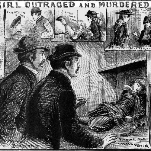 Ratcliffe Yolu Cinayetleri I Berkem Sağlam