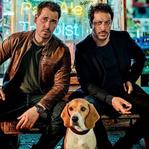 Öteki Köpekler: Dogs of Berlin | Ezgi Özcan
