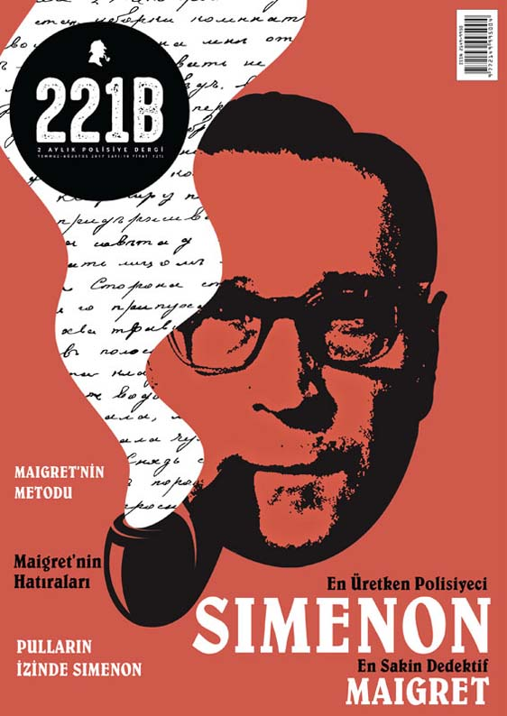 221B Dergi 10. Sayı, Kapak Görseli