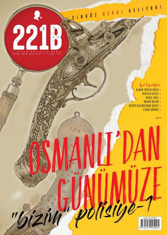 221B Dergi 11. Sayı, Kapak Görseli
