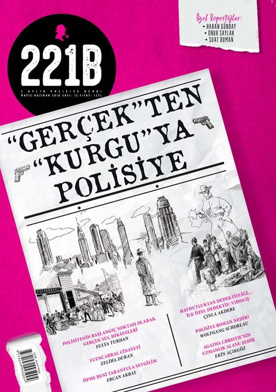 221B Dergi 15. Sayı, Kapak Görseli