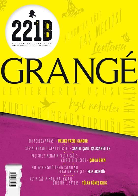 221B Dergi 16. Sayı, Kapak Görseli