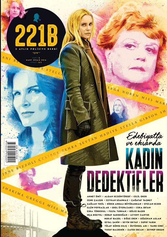 221B Dergi 2. Sayı, Kapak Görseli