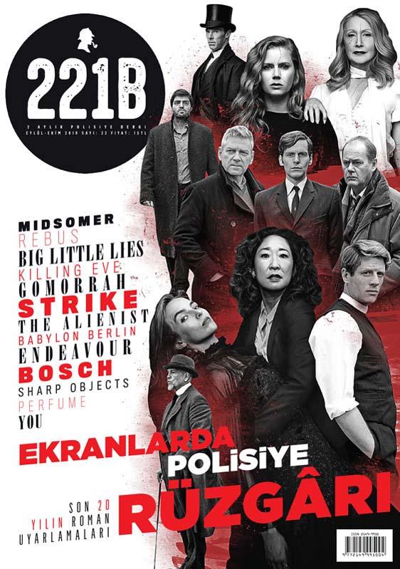 221B Dergi 22. Sayı, Kapak Görseli