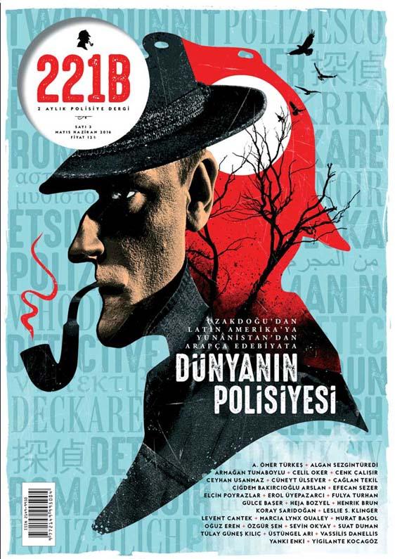 221B Dergi 3. Sayı, Kapak Görseli