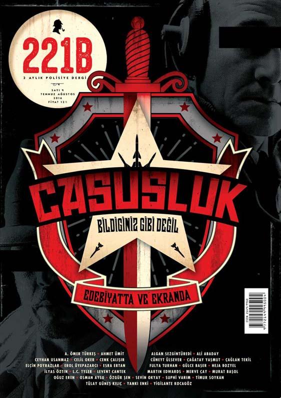 221B Dergi 4. Sayı, Kapak Görseli
