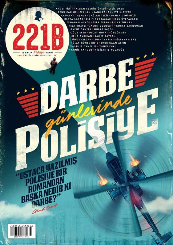 221B Dergi 5. Sayı, Kapak Görseli