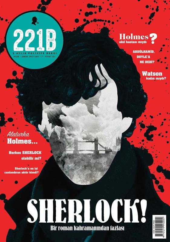 221B Dergi 7. Sayı, Kapak Görseli